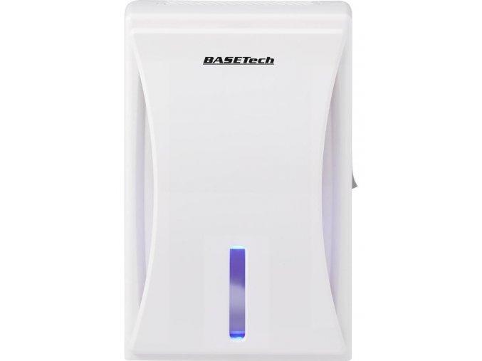 Odvlhčovač vzduchu, odvlhčovací výkon až 0,062 l/hod.; Bílý; Basetech HA MD868