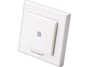 Dálkově ovládaný vypínač Smart Home Homematic IP HMIP-WRC2, Max. dosah 150 m