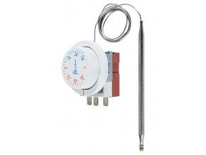 Vestavný kapilárový termostat , rozsah -30 C až +30 C