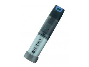 Datalogger proudové smyčky 4-20 mA, EL-USB-4