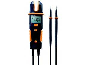 Zkoušečka napětí a proudu testo 755-1