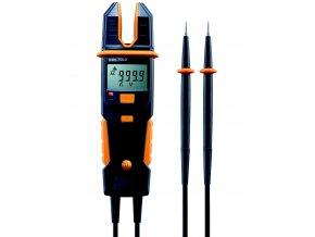 Zkoušečka napětí a proudu testo 755-2