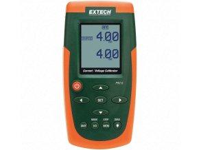 Kalibrátor napětí a proudu Extech PRC15