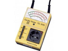 Tester spotřebičů GMW TG 0701