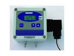 Diferenční převodník tlaku GMUD MP-F; 1 až 25 mBar