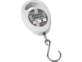 Digitální závěsná váha Kern HDB 5K5 - mincíř do 5 kg / 5 g