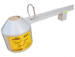 Závěsná hektolitrová váha obilovin WILE 241