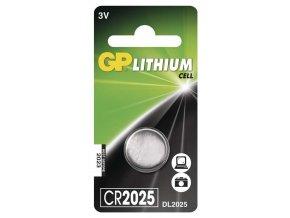 Knoflíková baterie - GP CR2025