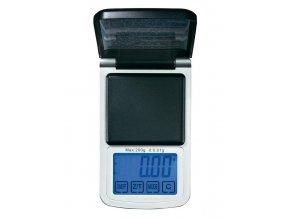 PS-200HTP levná citlivá digitální váha do 200 g - 0,01 g