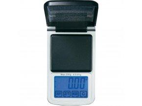 Voltcraft PS-500TP, Levná citlivá digitální váha do 500 g - 0,1 g