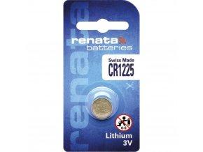 Knoflíková baterie - CR1225