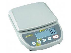 Levná stolní digitální váha Kern EMS 12K1; 12 kg / 1 g