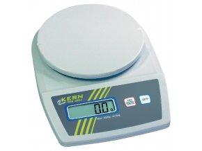 Vysoce citlivá váha KERN EMB 1200-1; 1200 g / 0,1 g