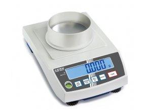 Přesná stolní digitální váha Kern PCB 250-3; 250 g/1 mg