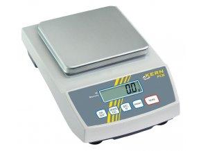 Přesná stolní digitální váha KERN PCB 1000-2; 1000 g / 0,01 g