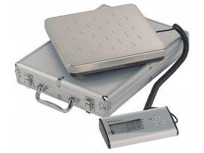 Digitální balíková váha do 120 kg vč. ALU KUFRU - MAULexpres