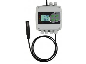 H3531 - snímač teploty a vlhkosti s výstupem Ethernet a relé