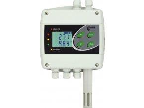 H7530 - snímač teploty, vlhkosti a tlaku s výstupem Ethernet a dvěma relé