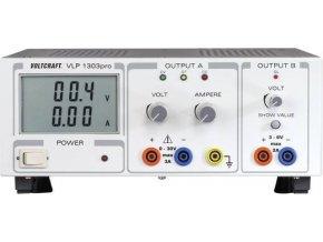 Lineární laboratorní sítový zdroj Voltcraft VLP-1303pro, 0 - 30 V, 0 - 3 A
