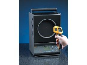 Procesní kalibrace infra teploměru od -15°C do +400°C