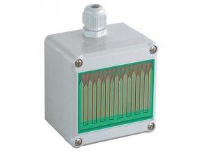 Dešťový senzor v pouzdře CON-REGME 12 V, detekce sucha, mokra a mlhy