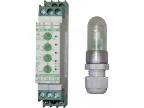Světelný senzor limitní s nastavitelným relé