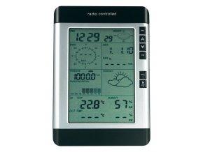 Bezdrátová meteorologická stanice WS-0101, komunikace s PC