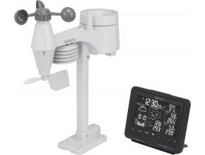 Digitální bezdrátová meteostanice Eurochron RC Pro 150 m, černá