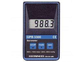 Digitální barometr-tlakoměr Greisinger GPB 3300