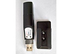 USB datalogger LOG32THP 31.1056, teploměr-vlhkoměr-barometr