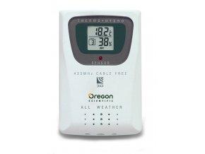 Bezdrátový senzor teploty a vlhkosti s displejem THGR810