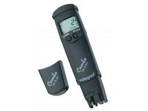 Měřič vodivosti, pH metr a teploměr Combo pH/EC HI 98129