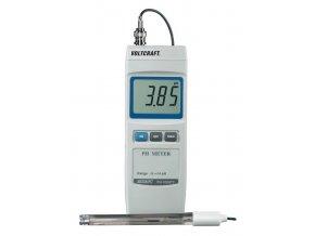 Digitální pH-metr Voltcraft PH-100 ATC včetně pH-elektrody