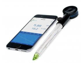 HALO - pH/ teplotní elektroda pro přímé měření v půdě HI12922