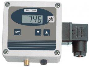 Převodník pH s displejem Greisinger GPHU 014 MP/BNC