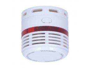 Solight |1D35| detektor kouře + alarm, 85dB, 10 let životnost, lithiová baterie