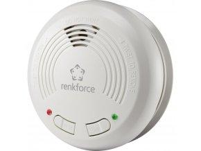 Hlásič kouře Renkforce RF101, bateriový, 1ks