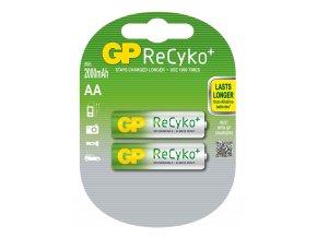 Nabíjecí baterie GP Recyko+ NiMH 2100 mAh
