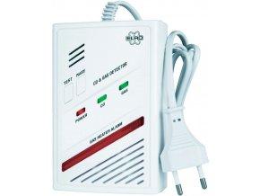 Kombinovaný detektor úniku plynu a CO | Elro RM337, 230 V