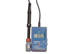 Oxymetr GOX20 - měření koncentrace kyslíku v kapalinách