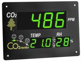 Měřič oxidu uhličitého TFA 31.5002 - AIRCO2NTROL OBSERVER