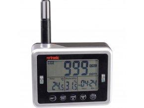 Datalogger pro měření CO2, teploty a vlhkosti vzduchu Rotronic CL11