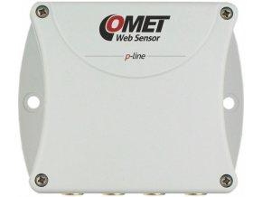 Web Sensor P8541 - čtyřkanálový snímač teploty a vlhkosti