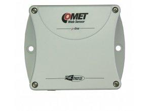 Web Sensor P8611 s PoE - jednokanálový snímač teploty a vlhkosti