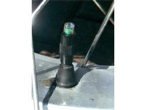 Čepičky auto-ventilku s indikací nízkého tlaku v pneu - BA02