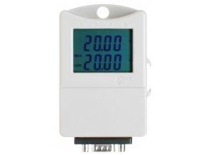 Datalogger - S5021, Záznamník napětí 0-5 V dvoukanálový