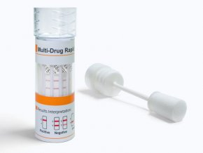 Test na drogy ze slin - iScreen® VI