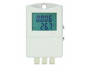 Trojfázový datalogger proudu - 3 x 0-5Vdc s interním teplotním čidlem S5141