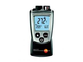 Bezkontaktní infračervený teploměr - testo 810