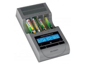 Procesorová nabíječka tužkových baterií Voltcraft Charge Manager 420